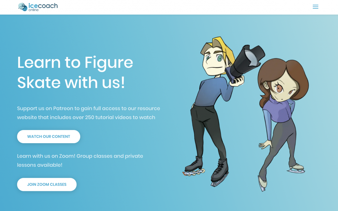 Figure Skating Website