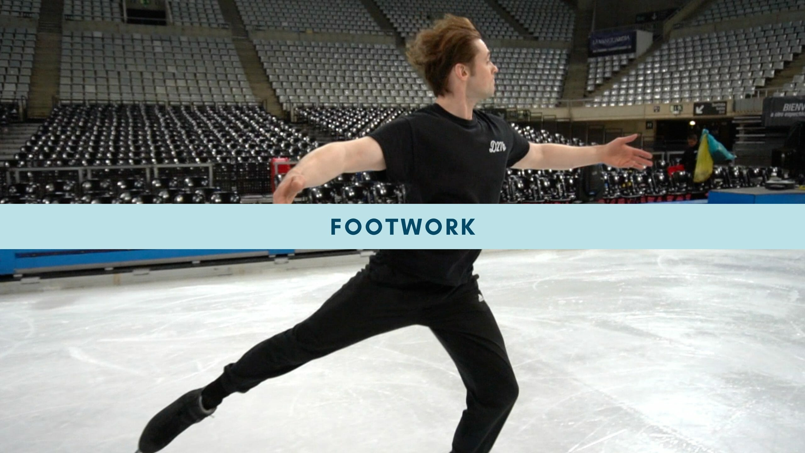 Footwork Ice Coach Online