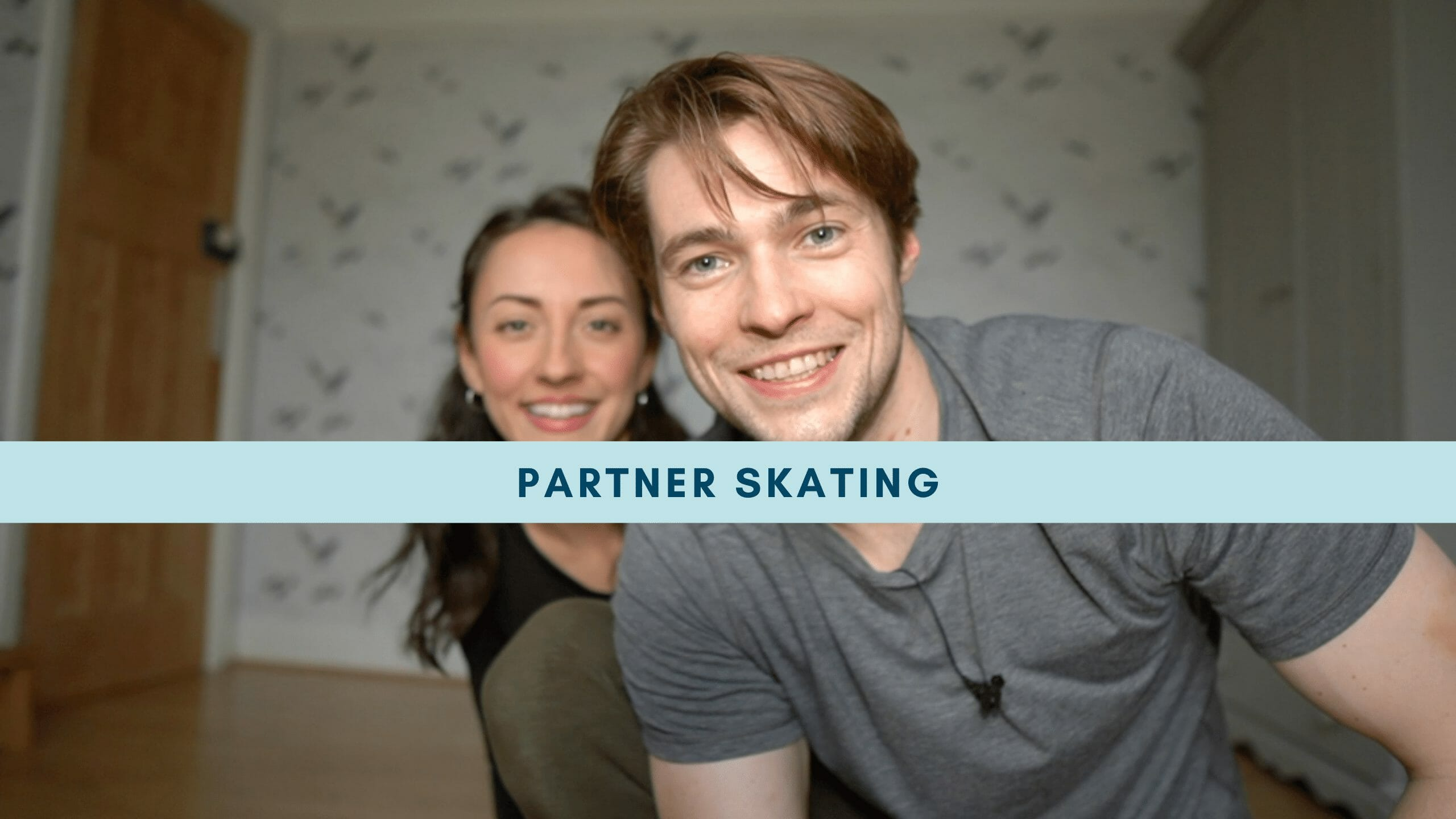 Partner Skating Ice Coach Online