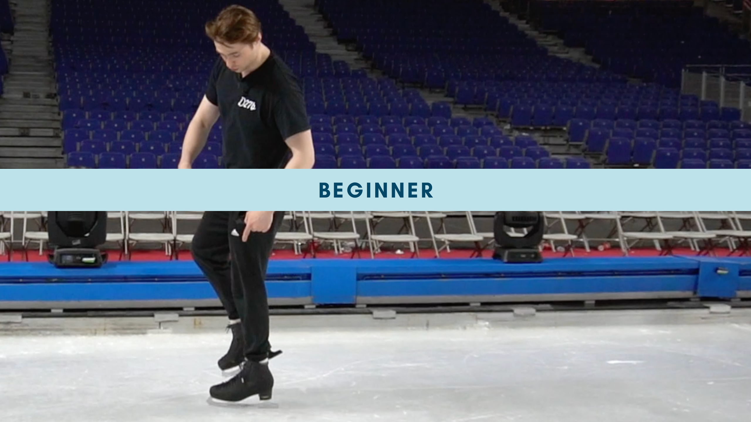 Beginner Figure Skating