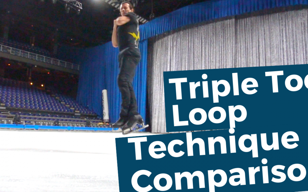 Triple Toe Loop Technique Comparison!