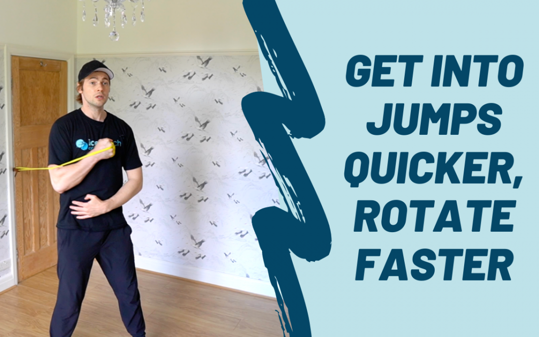 How to get into your jump rotations faster