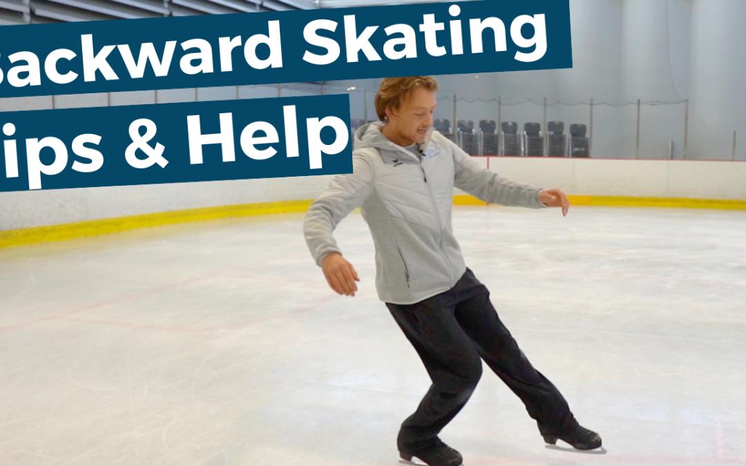 Backward Skating Tips and Advice!