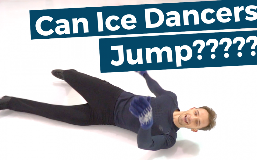 Can Ice Dancers Jump???
