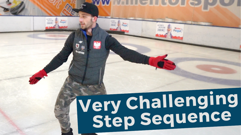 Very Challenging Step Sequence #1