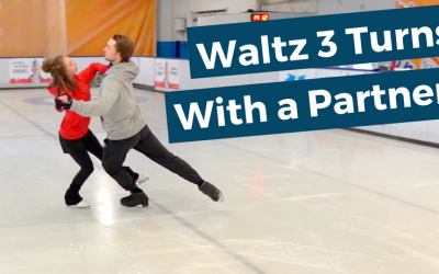 Walts 3 Turns With a Partner!