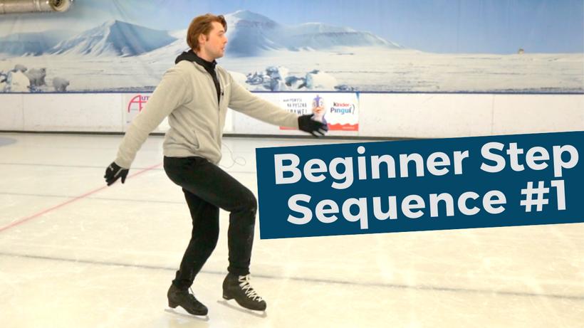 Beginner step sequence #1
