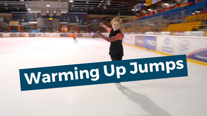 Warming Up Jumps