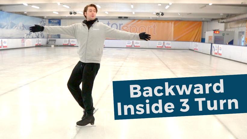 Backward Inside 3 Turn!